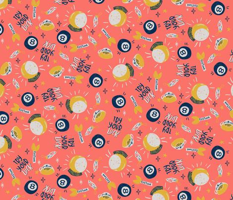 TestYourLuck fabric by andi_butler on Spoonflower - custom fabric