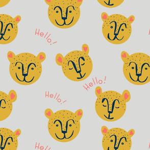 Hello Cheetahs
