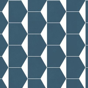 Indigo Hex Notch