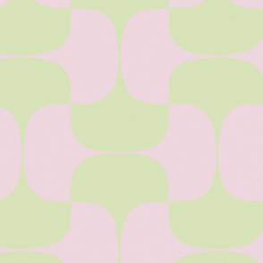 tessellation _pink_green