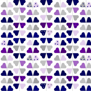 SPOT THE DIFFERENCE PURPLE