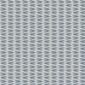19-02P Slate Blue Taupe Feather