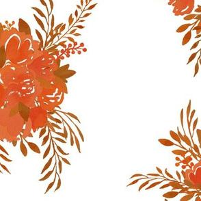 Happy Bouquet Tangerine