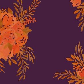 Happy Bouquet Vintage Tones