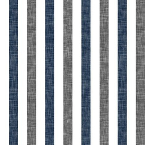 navy and grey stripes vertical C19BS