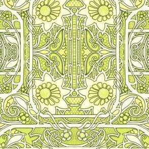 Lemon Lime in Nouveau Time