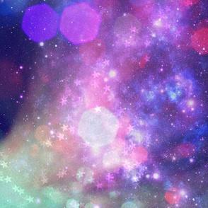 Floating through the Galaxy