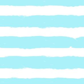 Matisse Stripe bright aqua
