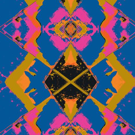 Metal Garlands, V2 fabric by susaninparis on Spoonflower - custom fabric