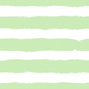 Matisse Stripe bright basil
