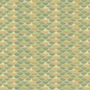 fish scales spring pearl
