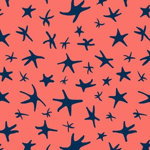 Stars on Coral