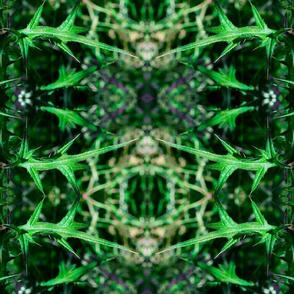 Geormetric Spike -green
