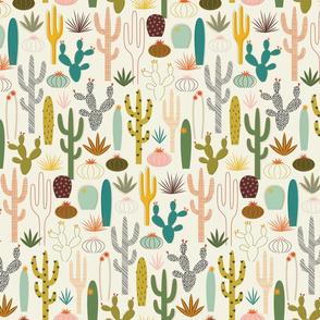 Mod Desert Garden - Smaller