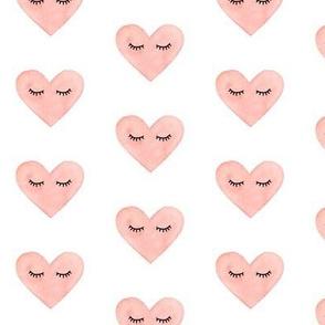 Flirty Heart Eyes