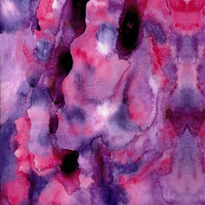 Pink Purple Abstract