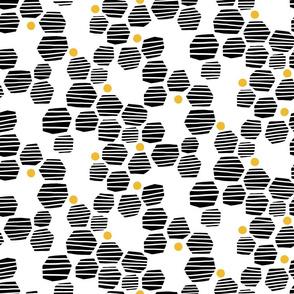bold honeycomb