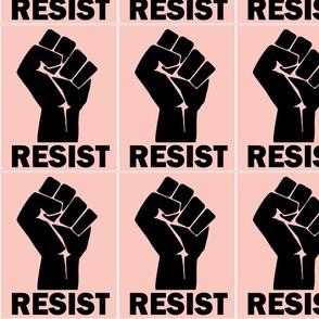 Resist Pink LARGE