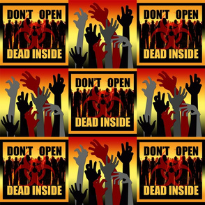 Don't Open Zombie Hands