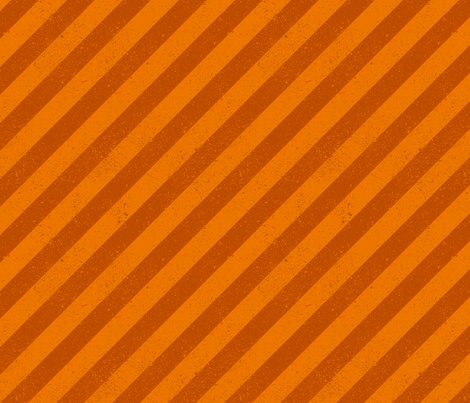 DiagonalSpatterStripeOrange fabric by beckarahn on Spoonflower - custom fabric