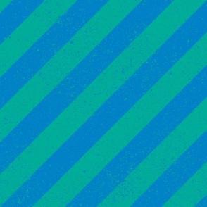 DiagonalSpatterStripeOcean