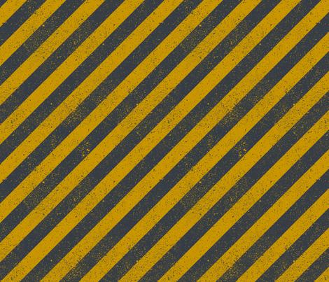 DiagonalSpatterStripeHufflepuff fabric by beckarahn on Spoonflower - custom fabric