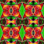 Green Glass Jokerflies