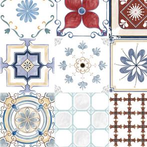Mix Tiles