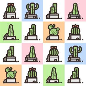 Cactus Modernism
