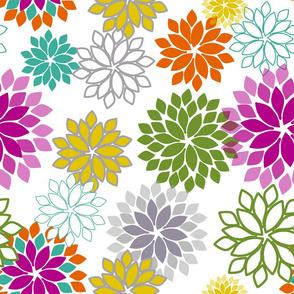 Chrysanthemums - 7