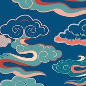 Clouds_mongolian_blue_seamless_stock_shop_thumb
