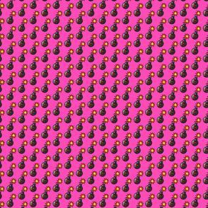 F-bomb pink