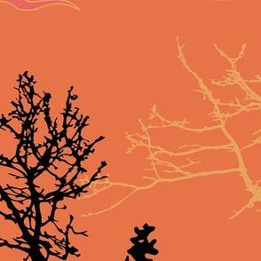 LANDSCAPE_MOUNTAINS_TREES_SEAMLESS_STOCK