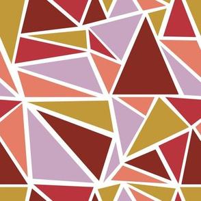 Mod Geo (2X) - Mosaic (Dawn)