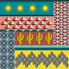 Desert Modernism Kitsch