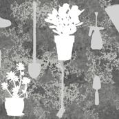 garden w