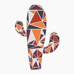Mod Geo (4X) - Cactus (Sunset)