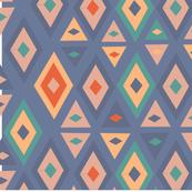 Modern desert abstract