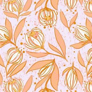 Golden Protea