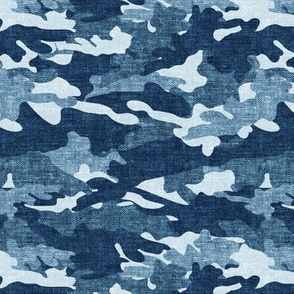 camouflage - blue  LAD19