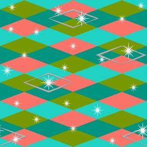 Diamension #1 (horizonal pattern)