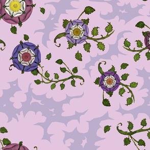 Moody Tudor Roses