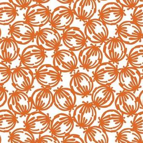 Orbs (orange)