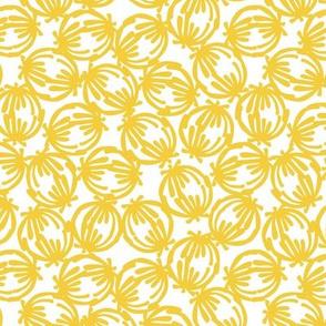 Orbs (yellow)