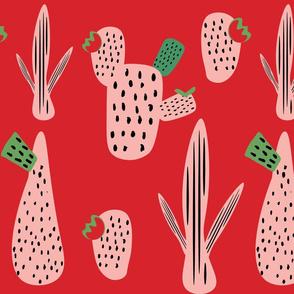 MID MOD Red Cactus