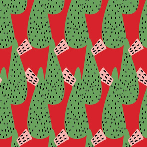 Mod Cactus Green