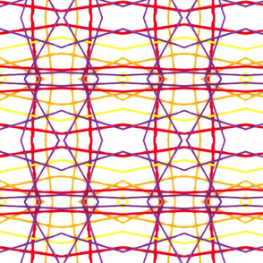 Minimalist Colorful Wool Pattern