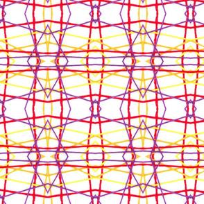Minimalist Colorful Wool Pattern Style 2