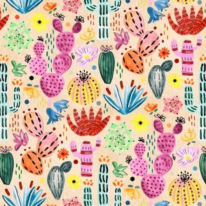 Fantasy Cacti
