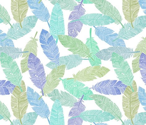 Rblue-and-green-feathers_contest238118preview